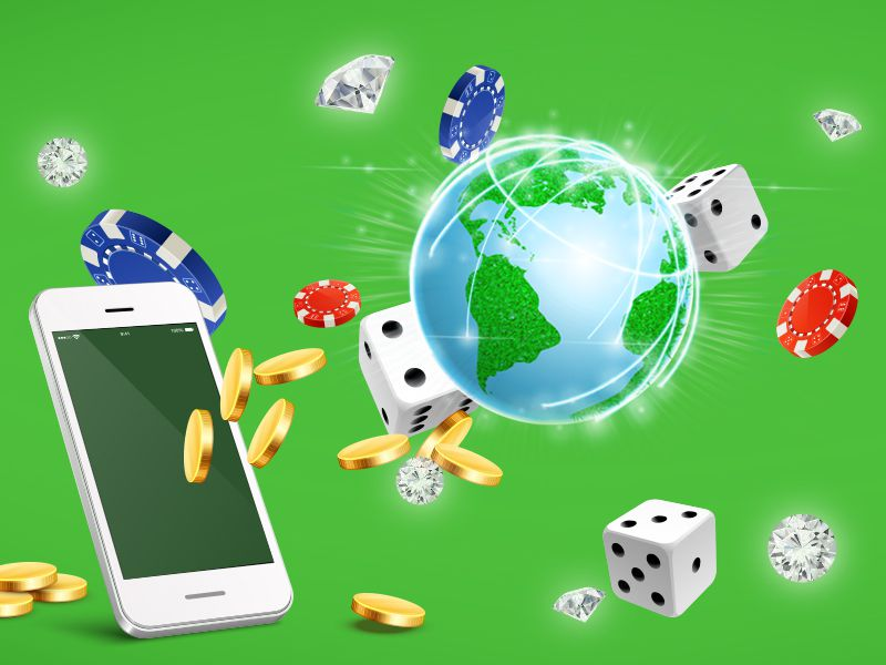 The web and The Love of yours for Poker
